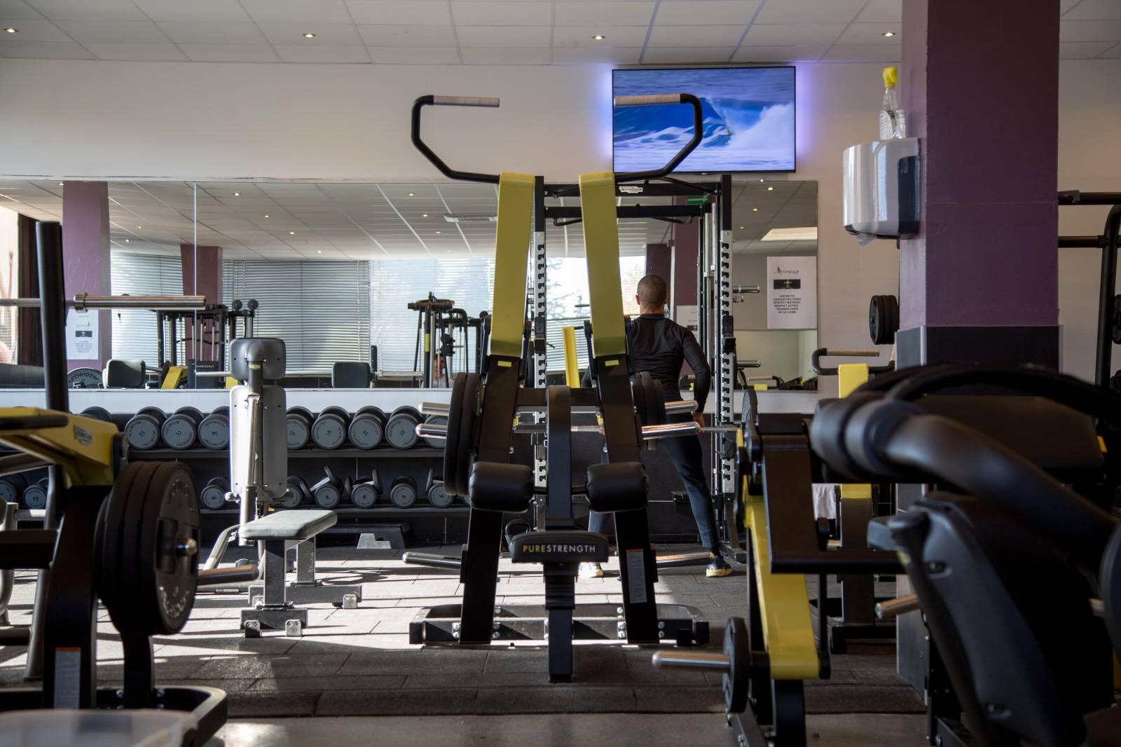 Salle De Sport Privée salle de sport pas chère 12 ème avec cours collectifs avec